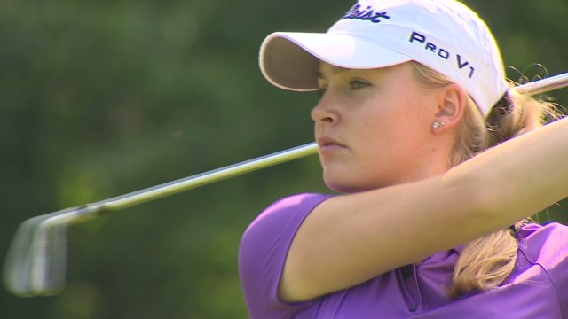 Charley Hull's incredible journey