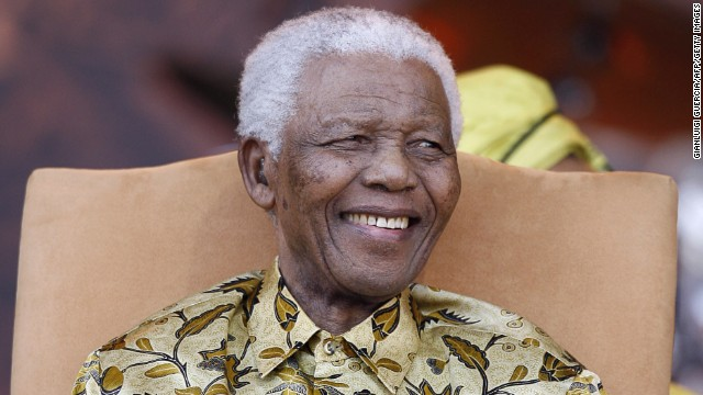 Zuma: Nelson Mandela is now at peace