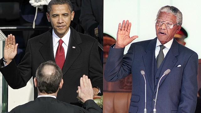 Pres. Obama reflects on Mandela's impact