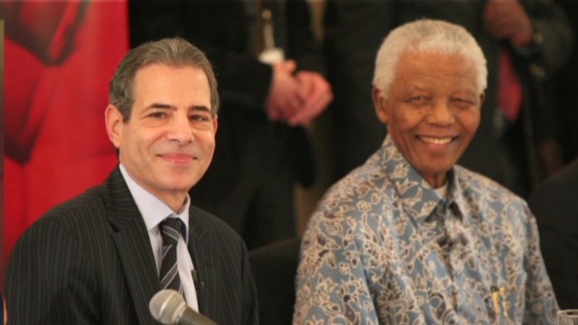 Remembering Nelson Mandela, dead at 95