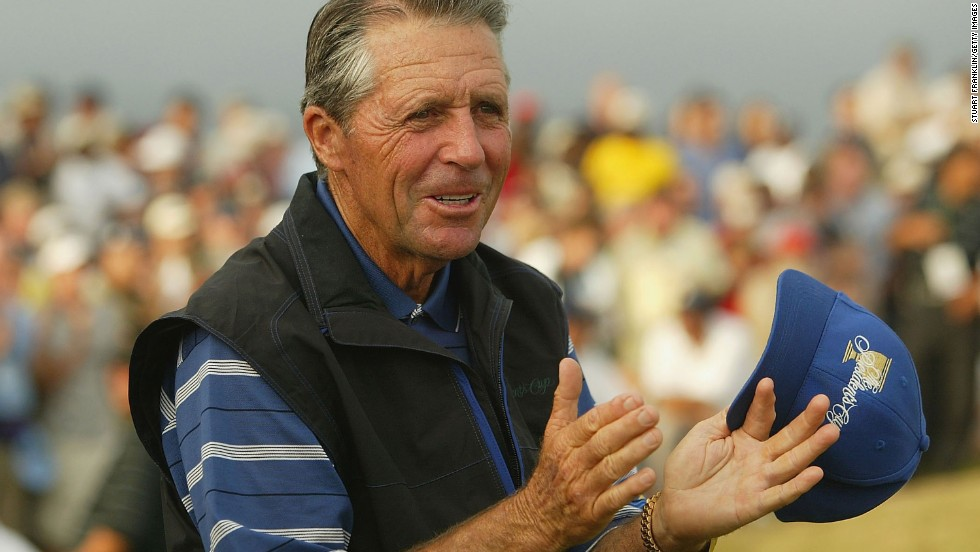 """How do you ever work out what a man like President Mandela's done?"" South African golf legend Gary Player told CNN. ""He's been so powerful with love and love conquers the world."""