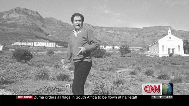 "Mandela led with ""exquisite dignity"""
