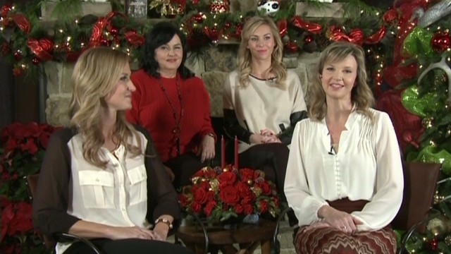 wxp intv ladies of duck dynasty christmas tips_00015425.jpg