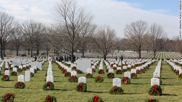 From Maine to Arlington with gratitude.