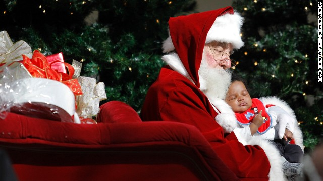 "Critics pounce on ""Santa's race"" comment"