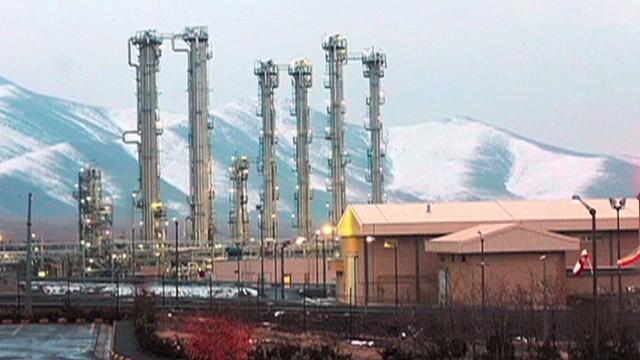 UN inspectors visit nuke site in Iran