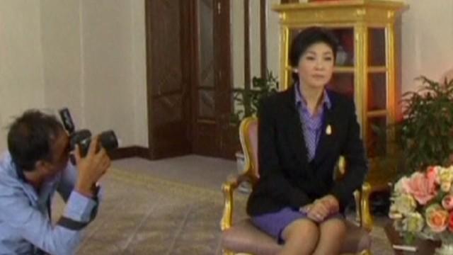 Thai Prime Minister dissolves parliament
