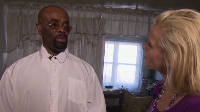 Man exonerated after decades in jail