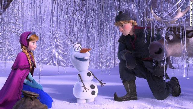 """Frozen"" has been a hit for  Walt Disney Studios."