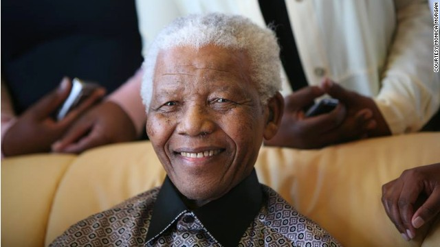 Morgan: 'There will never be another like Nelson Mandela'