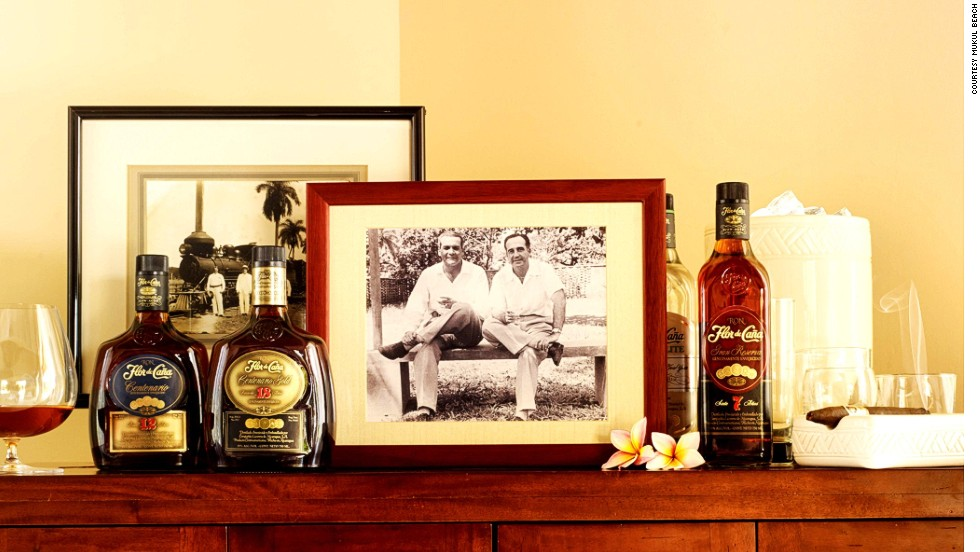 The owners of the Mukul Beach hotel are also the makers of the 100-year-old Flor de Cana Rum. Guests get a complimentary bottle of rum each day, as well as unlimited cocktails made with Flor de Cana until 5 p.m.