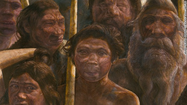 Oldest human DNA found in Spain