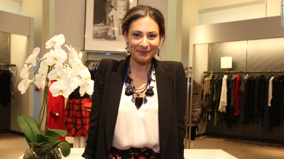 """TV host <a href=""""http://www.cnn.com/2013/07/12/living/fashion-skin-shame/"""">Stacy London</a> of """"What Not to Wear,"""" the show on which she trains people to dress well for their bodies, wrote about her struggle with psoriasis in her book """"The Truth About Style."""""""