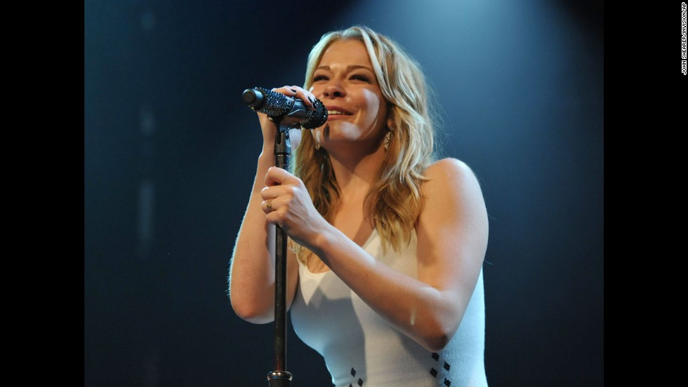 "Singer <a href=""http://www.youtube.com/watch?v=3FkYhvaTVgw"" target=""_blank"">LeAnn Rimes</a> has campaigned on behalf of psoriasis awareness and openly discussed how the disorder has affected her life. The campaign's tag line: ""Stop hiding. Start living."""