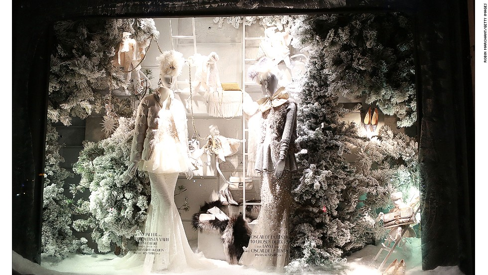 "<strong>""Holidays on Ice,"" Bergdorf Goodman, New York:</strong> Bergdorf's 2013 holiday windows recreate American holidays -- from April Fool's Day to Christmas -- in fanciful fashion. The team is<a href=""http://www.thedailybeast.com/articles/2013/12/05/tales-of-a-bergdorf-goodman-window-dresser.html"" target=""_blank""> already at work</a> designing next year's Christmas windows."