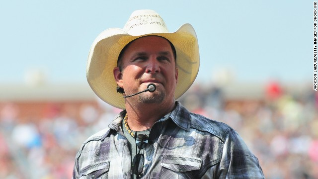 Garth Brooks explains canceled shows