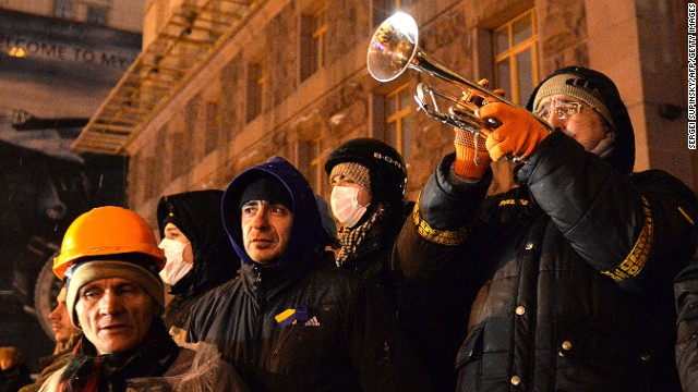 The economics of Ukraine protests