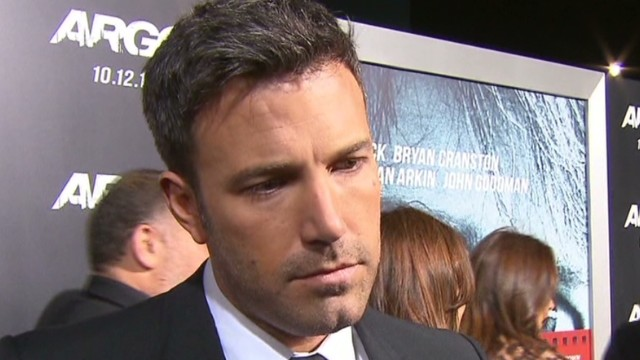 Ben Affleck: Stalker tried to kill us