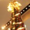 Christmas trees - ritz carlton charlotte