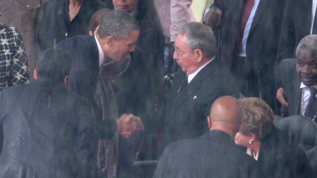 See the handshake