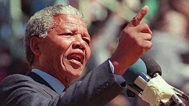 South Africa says farewell to Nelson Mandela