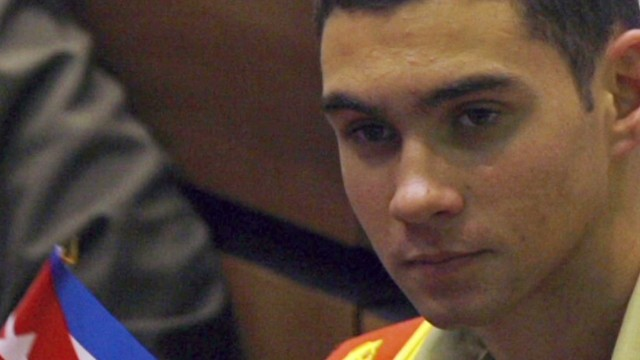 Elian Gonzalez lashes out at U.S.