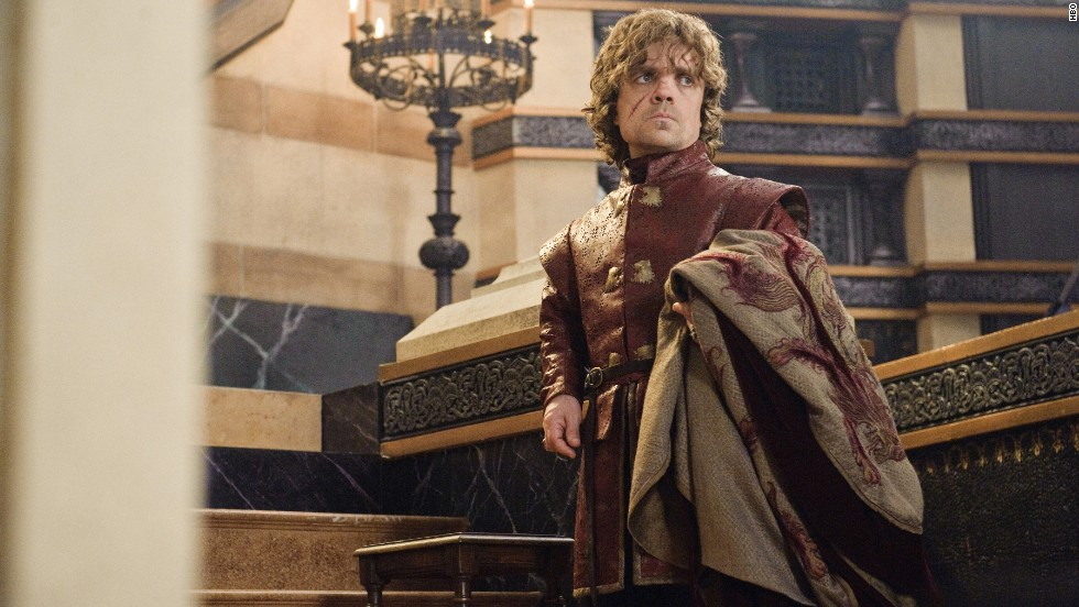 "<strong>Outstanding male actor in a drama series: Peter Dinklage </strong>""Game of Thrones"" (pictured); <strong>Steve Buscemi </strong>""Boardwalk Empire;"" <strong>Bryan Cranston </strong>""Breaking Bad;"" <strong>Jeff Daniels </strong>""The Newsroom;"" <strong>Kevin Spacey </strong>""House of Cards."""