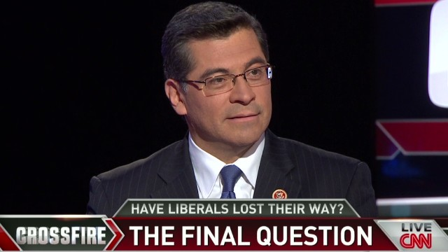 Crossfire Becerra says unemployment insurance has to be included_00001417.jpg