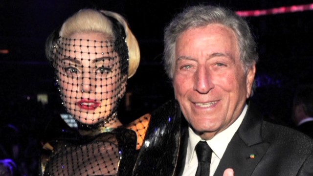Tony Bennett on new album and Lady Gaga