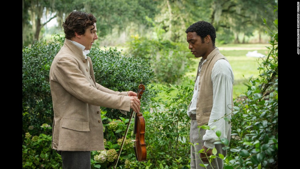 "Winner: The much-lauded ""12 Years a Slave"" (above) was one of several films about the African-American experience, including ""42,"" ""Lee Daniels' The Butler"" and ""Fruitvale Station."""