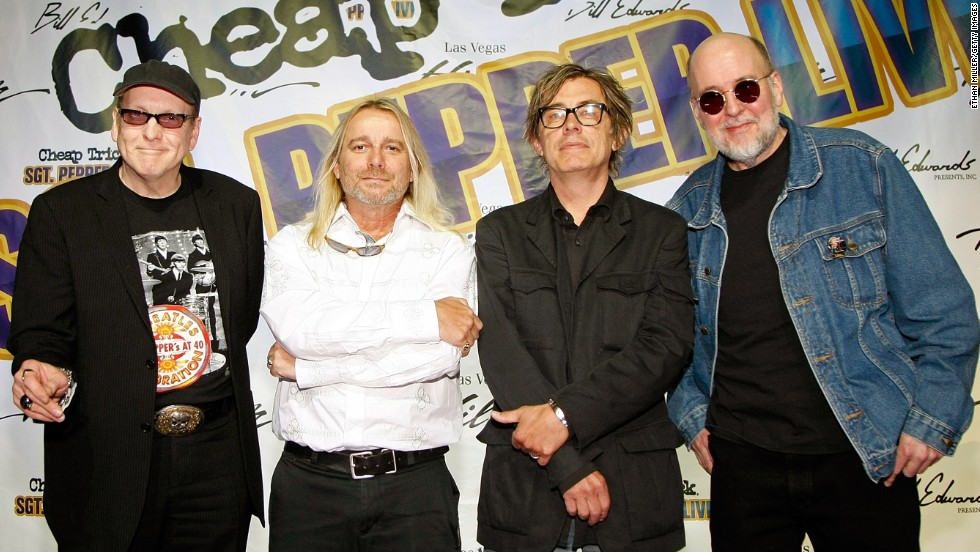 Cheap Trick canceled its February date without releasing a statement.