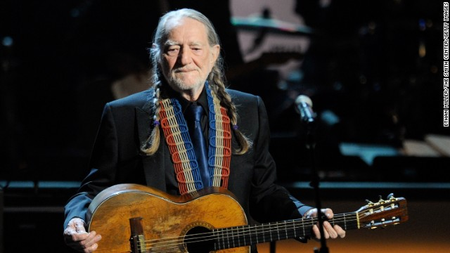 LAS VEGAS, NV - MARCH 10:  Recording artist Willie Nelson performs during the opening night of The Smith Center for the Performing Arts on March 10, 2012 in Las Vegas, Nevada.  (Photo by Ethan Miller/Getty Images for The Smith Center)