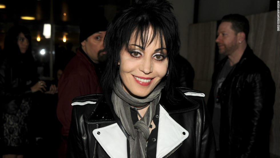 "Although Joan Jett was not scheduled to perform at SeaWorld, one of her songs featured prominently in the park's killer whale shows. ""I was surprised and upset to see on YouTube that SeaWorld used 'I Love Rock 'n' Roll' as the opening music for its cruel and abusive 'Shamu Rocks' show,"" Jett <a href=""http://www.cnn.com/2013/12/11/showbiz/seaworld-joan-jett-blackfish/"">wrote in a letter</a> to SeaWorld President Jim Atchison on December 11. ""I'm among the millions who saw 'Blackfish' and am sickened that my music was blasted without my permission at sound-sensitive marine mammals. ... These intelligent and feeling creatures communicate by sonar and are driven crazy in the tiny tanks in which they are confined."" A SeaWorld spokesman said that although the park had licensed the song legally, it will no longer be used in the shows."