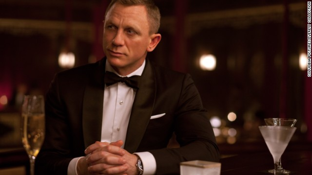 James Bond at risk of early death from alcohol, study says