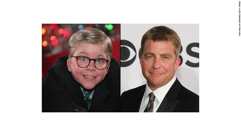 "Peter Billingsley was just 12 when he starred as Ralphie in the beloved film. He now works behind the scenes as a producer for films such as ""Iron Man"" and ""The Break-Up"" - the latter via a production company he formed with that film's star, Vince Vaughn. He <a href=""http://www.buzzfeed.com/adambvary/how-a-christmas-story-kept-peter-billingsley-normal"" target=""_blank"">recently told BuzzFeed</a> he enjoys the movie that made him a star: ""It took me a while to appreciate it as a film,"" he says. ""But I watch it now and go, you know what, that's a damn good director. I can say without ego it's a pretty good performance. It's a good story. It's a good script. It's a well-made movie."""