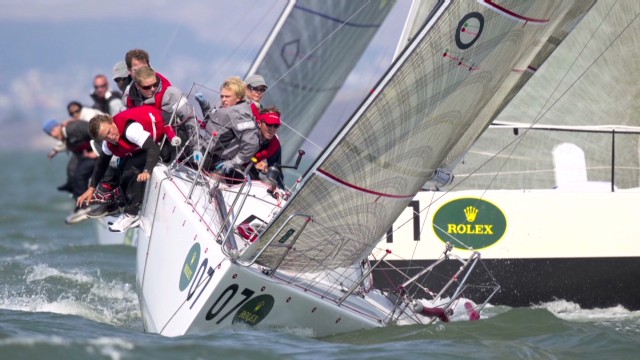 Off-shore racers, record breakers and sailors