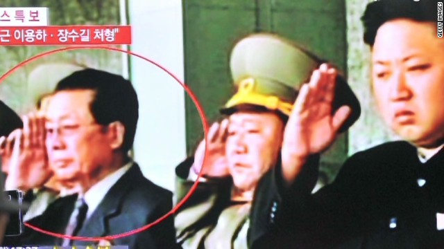 Korean media: Kim's uncle 'worse than a dog'