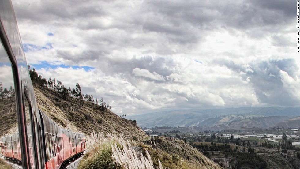 """In the last few months Ecuador's new Minister of Tourism, Vinicio Alvarado, announced a $600 million investment in tourism over the next four years as part of a plan to become a """"tourism powerhouse."""" <br />It's probably the best vacation spot you haven't yet considered, unless your name's <a href=""""http://edition.cnn.com/2013/06/10/us/julian-assange-interview/ """">Julian Assange</a>."""
