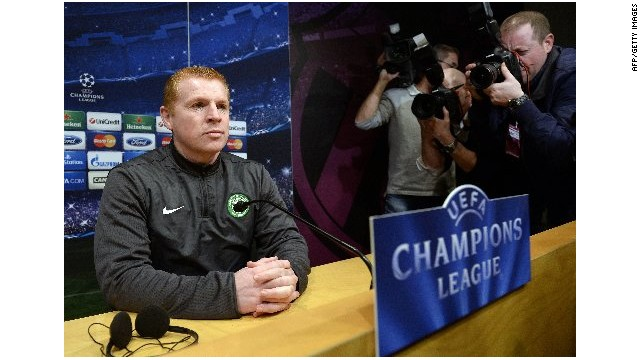 "Neil Lennon, Celtic's manager, says the Green Brigade create a ""powder keg"" atmosphere at home games"