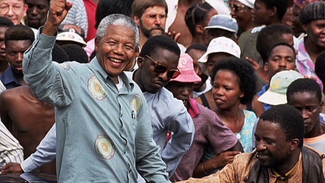 Mandela Photographer Reflects
