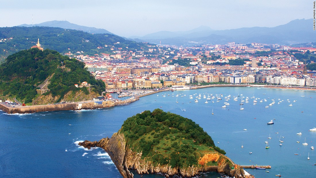 The Basque coastal town of San Sebastian could be worth a visit over the next 12 months as it hosts a packed schedule of dance, music and theater to celebrate being named one of 2016's European Capitals of Culture.