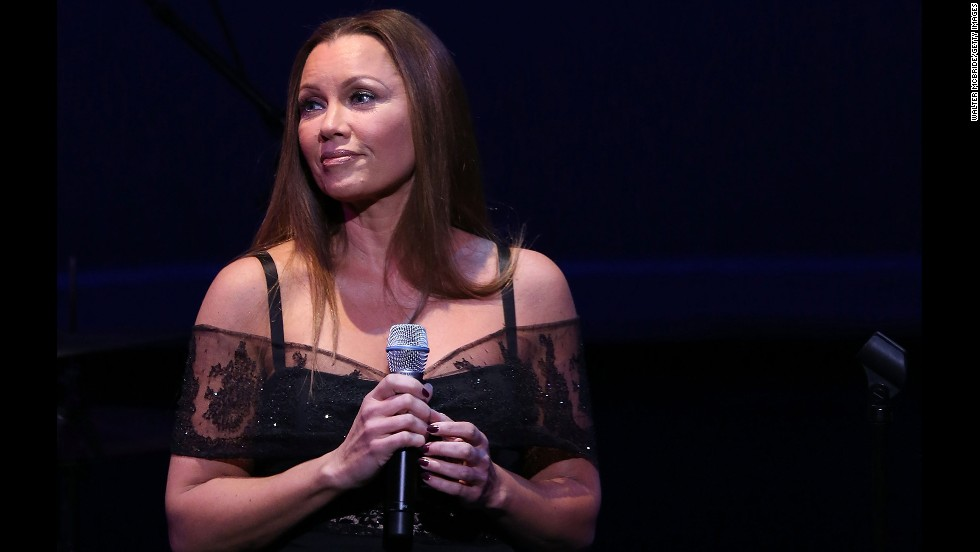 Vanessa Williams, the singer and actress who was the first African-American woman to be crowned Miss America, turned 50 on March 18.
