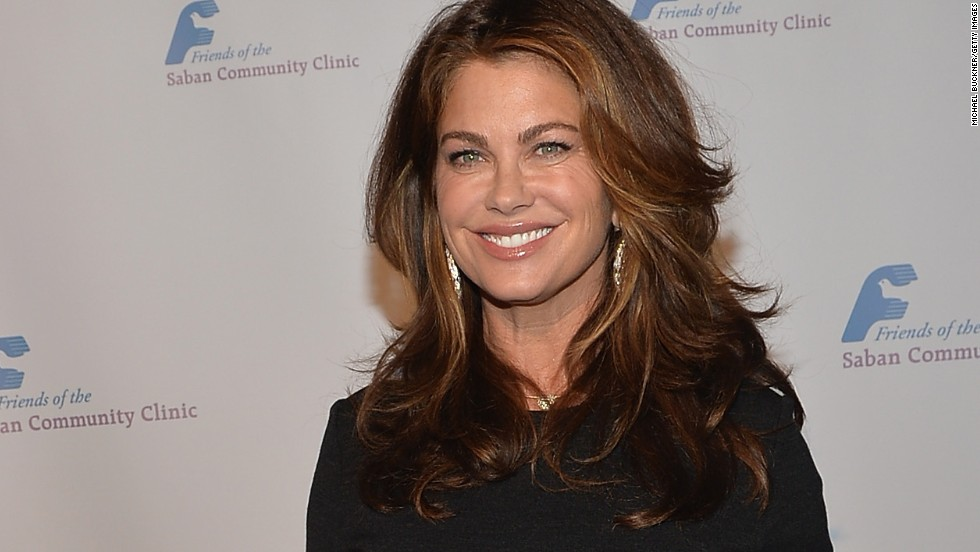 Former Sports Illustrated swimsuit model Kathy Ireland turned 50 on March 20.