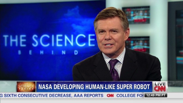 The Science Behind: NASA's Super Robot