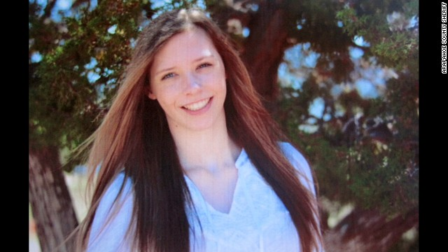 Claire Davis, a 17-year-old senior, was shot at Arapahoe High School