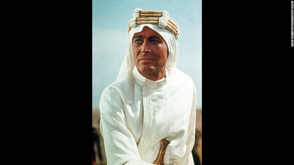 "O'Toole's first major film success came in the title role of T. E. Lawrence in ""Lawrence of Arabia"" in 1962. It earned him the first of eight Academy Award nominations."