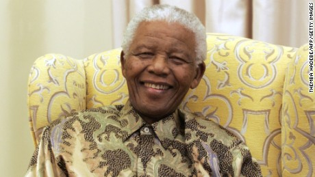 Video shows Nelson Mandela's first television interview