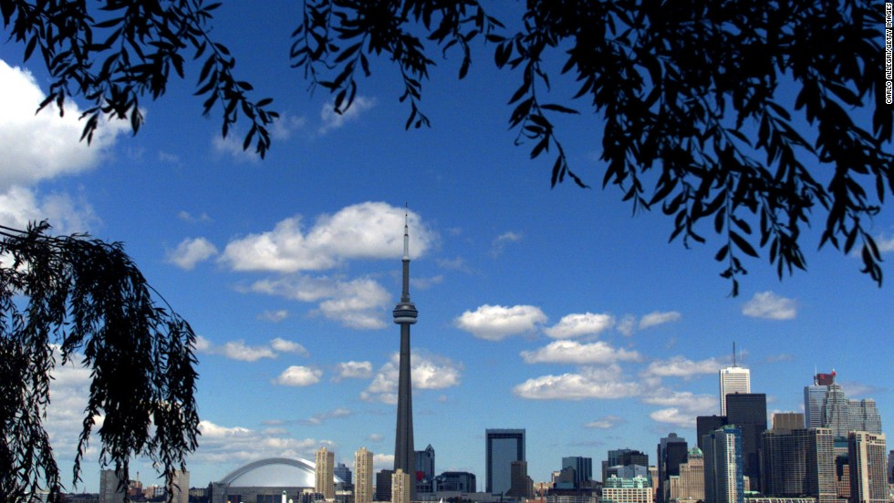 """A national air quality study put Canada third for the cleanest air on the planet. Until first and second placers (Estonia and Mauritius) are covered in CNN Travel's """"better than anywhere else"""" series, we direct your breath to Canadian cities—which average a relatively pristine 13 micrograms of PM10 particles per cubic meter."""
