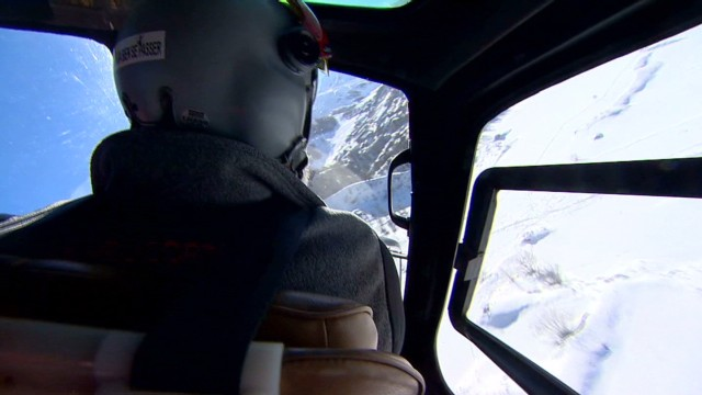 Pro rescue team keeps ski slopes safe