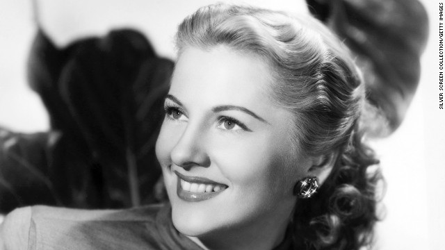 British-American actress Joan Fontaine, circa 1948. (Photo by Silver Screen Collection/Getty Images)